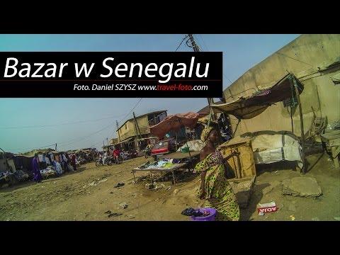 Market Senegal Bazar