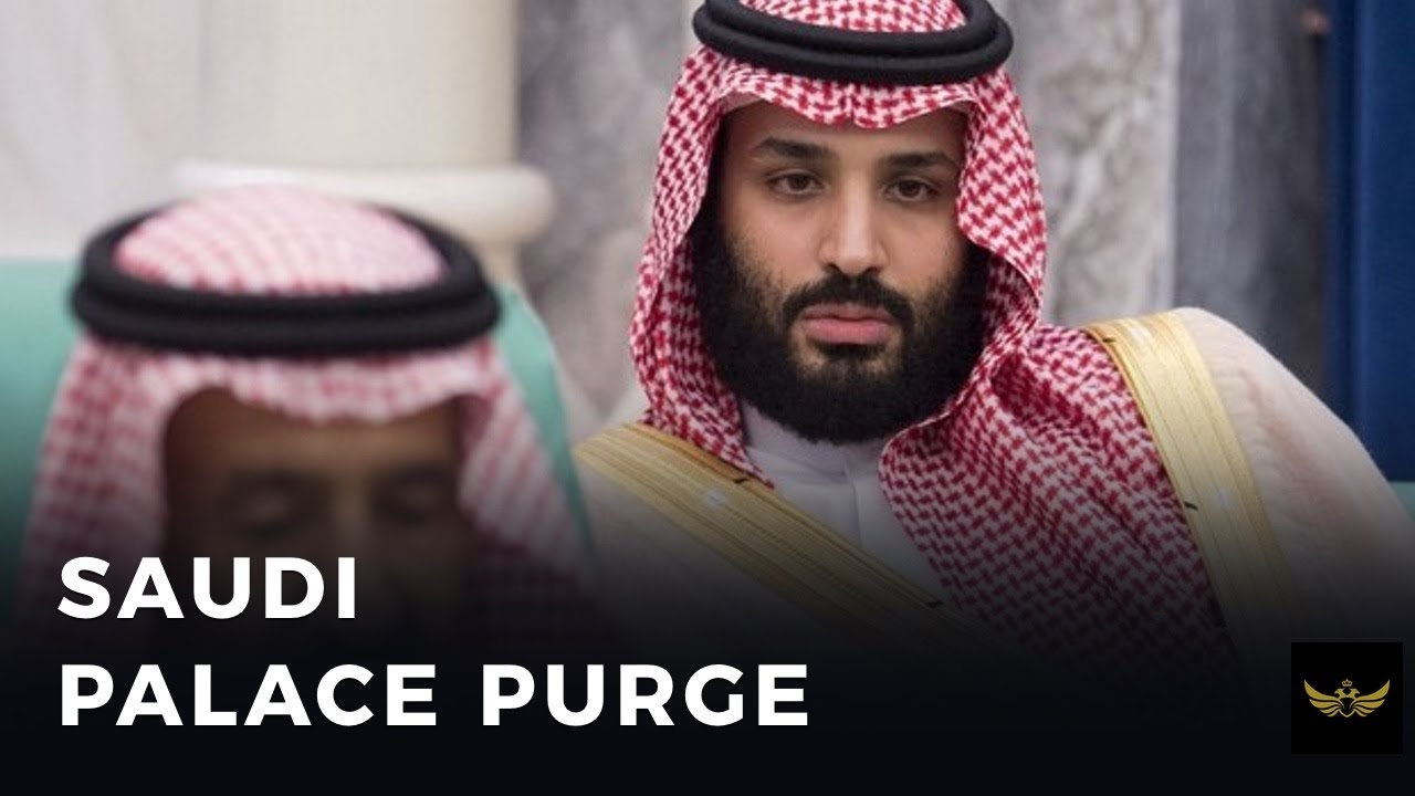 A nervous MbS locks up brother in Saudi palace purge