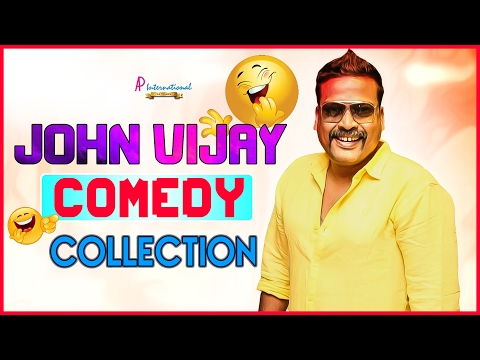 John Vijay Comedy Collection | Vikram Prabhu | Soori | Dulqu