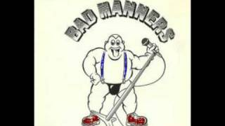 Watch Bad Manners Suicide video