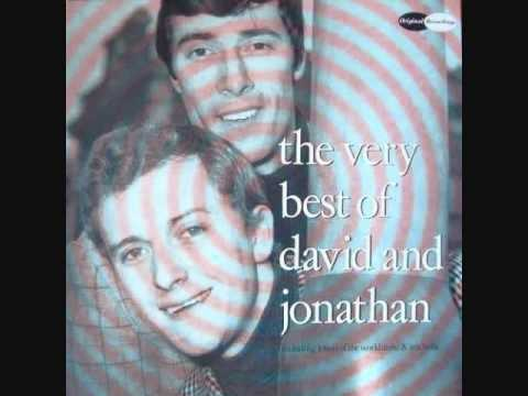 David & Jonathan - Laughing Fit to Cry (1965)