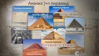 Пирамиды древнего Египта - что не вошло в первый фильм