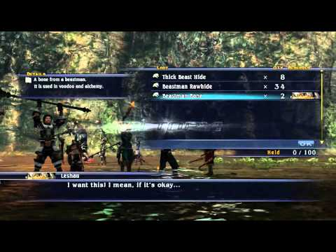 The Last Remnant 032 - Side Quest - The Silver Falcons 1 & 2 & 3.mp4