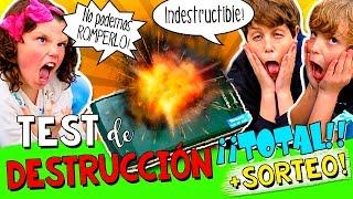 😱 ¡¡TEST de DESTRUCCIÓN TOTAL!!💥📱¡¡Este móvil es indestructible!!!📱+ SORTEO BLACKVIEW BV7000 Pro thumbnail