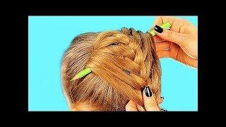 10 peinados de un minuto para niñas