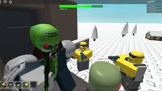 gameplay roblox (tower defence)