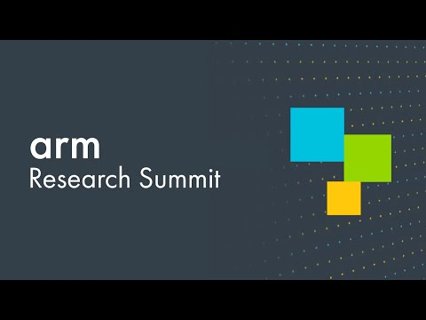Arm Research Enablement - Richard Buttrey, Arm
