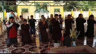 Biểu tình ở An Giang tố cáo chính quyền đàn áp tôn giáo, đánh đập người dân