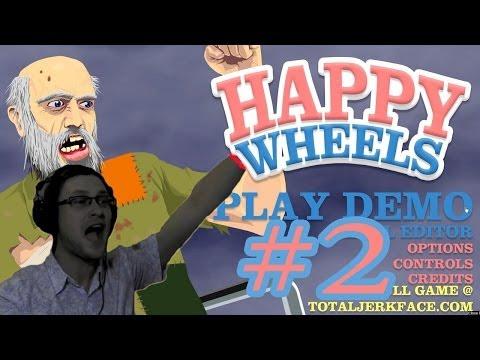 Happy Wheels Прохождение ► ХОРРОР!!! ► #2
