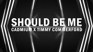 Cadmium X Timmy Commerford - Should Be Me (Lyrics)