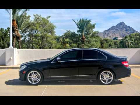 2009 mercedes benz c350 sport for sale in phoenix az for 2009 mercedes benz c350