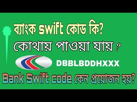 How To Get Bank Swift Code | What Is Swift Code |About Bank Swift Code