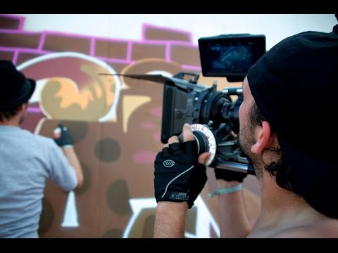 """5 MINUTES: """"Hello my name is - German Graffiti"""" Interview mit Stefan Pohl - ARTE Creative"""