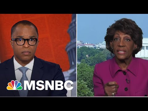 'I Want Qualified Immunity Out!' Rep. Waters On George Floyd Justice in Policing Act