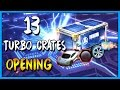 Painted Tachyon Endo Septem Mehr 13 Turbo Crate Opening Rocket League German mp3