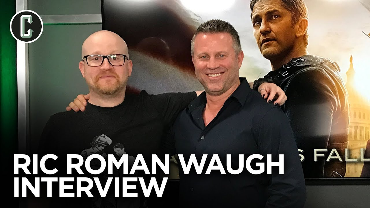 Angel Has Fallen: Director Ric Roman Waugh Interview