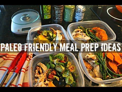 Epic Paleo Meal Prep- Gauge Girl Training