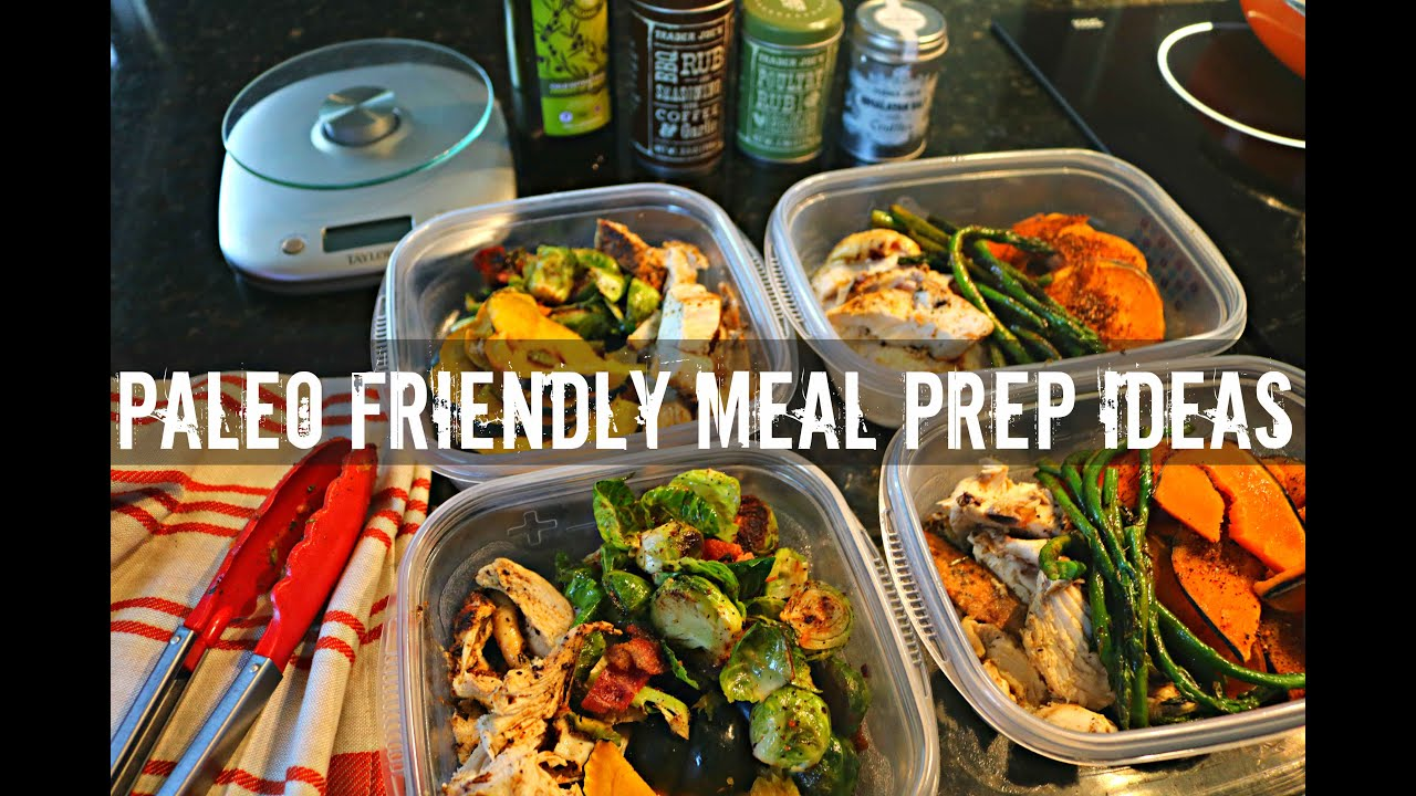 Beginners Guide To Meal Prep For Fat Loss Youtube