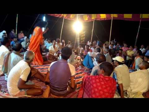 Dehati nach dugola show (Rahul singhaniya).