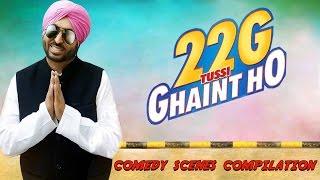 Best Comedy of Bhagwant Maan || Punjabi Comedy Scenes || Punjabi Comedy Videos