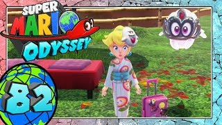SUPER MARIO ODYSSEY Part 82: Prinzessin Peach freiwillig im Bowser Land