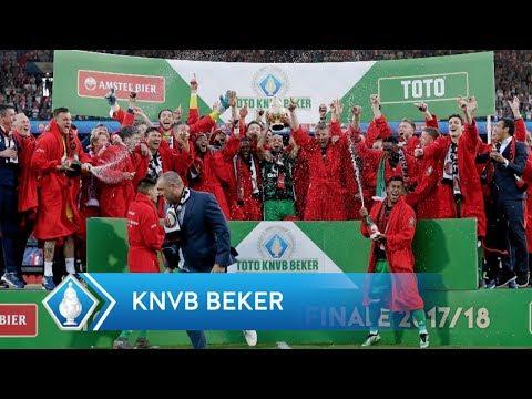 Samenvatting finale TOTO KNVB Beker AZ-Feyenoord (22/4/2018)