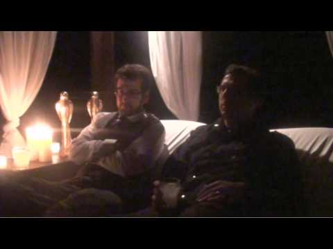 Darren Grodsky and Danny Jacobs interview at the Ibiza film awards 2009. Part 2