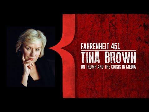 Fahrenheit 451 - Tina Brown @Algebra