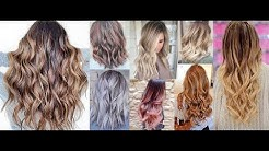 100 Flattering Balayage Hair Color Ideas for 2018 & 2019