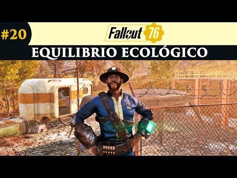 FALLOUT 76 #20 Equilibrio ecológico | gameplay español thumbnail