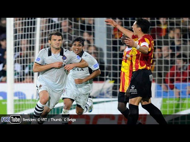 2008-2009 - Jupiler Pro League - 04. KV Mechelen - Club Brugge 1-1