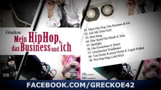 GRECKOE - Wer Rap Mag Liebt Mich (OFFICIAL HD AUDIO)