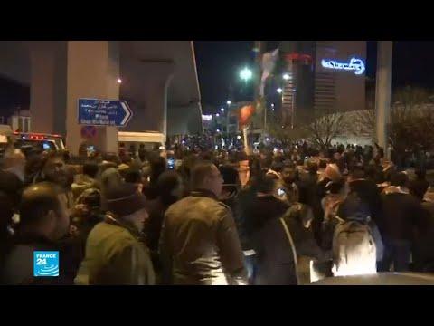 اعتقالات تطال المحتجين في الأردن اعتراضا على التعديلات الضريبية  - نشر قبل 24 ساعة