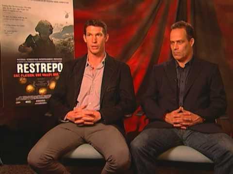 Interview With Restrepo Directors Sebastian Junger, Tim Hetherington