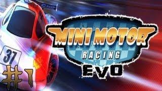 Mini Motor Racing EVO - Walkthrough - Part 1 - Beginner Cup (PC) [HD]