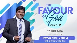 The Favour Of God (Vol 05) - Seeing your life through the lens of God's favour