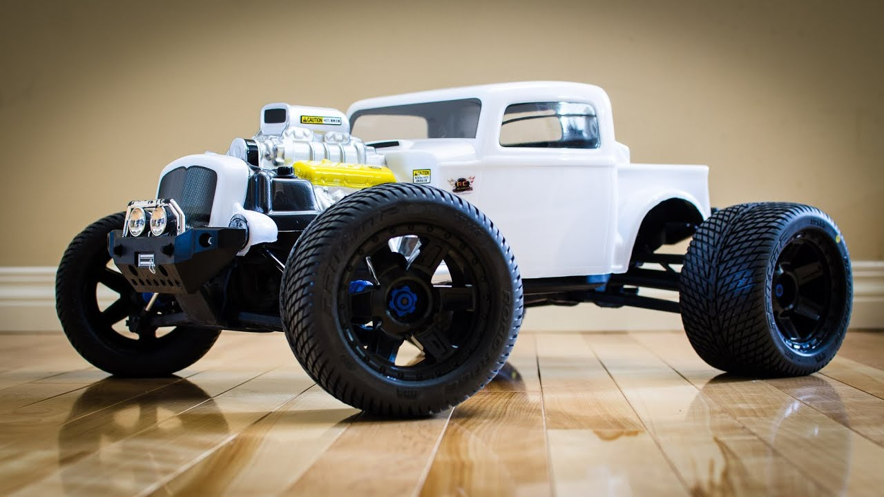 traxxas summit video with Watch on Watch likewise Watch moreover Cross RC Crawling Kit UC6 1 12 Truck 6x6 CROUC6 also Traxxas Bigfoot Monster Truck besides 8822 Axial Pont Avant Ax30488 8774930041328.