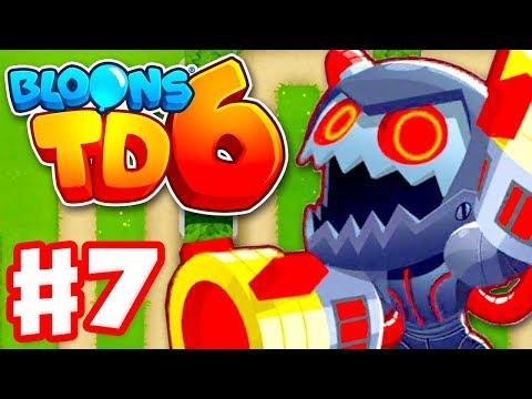 TRUE SUN GOD! Tier 5 Super Monkey! - Bloons TD 6 - Gameplay