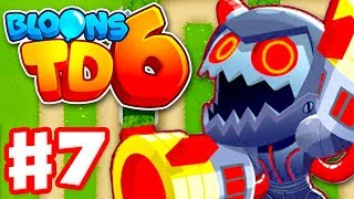 The Anti-Bloon! Tier 5 Super Monkey! - Bloons TD 6 - Gameplay Walkthrough Part 7