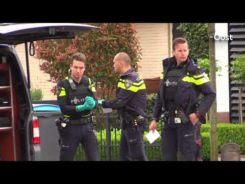 Gewelddadige woningoverval in Enschede, verdachte nog voortvluchtig
