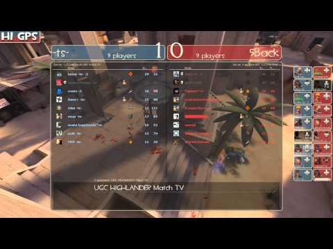 KiPS - The Syndicate vs MAXlander - UGC NA Platinum - Lakeside