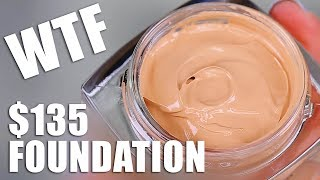 $135 DOLLAR FOUNDATION ... WTF | First Impressions