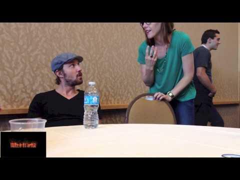 Comic Con 2013   Being Human Season 4 Sam Huntington Talks Josh and his Man Beard