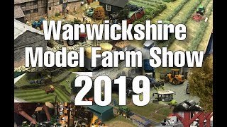 Warwickshire Model Tractor, Plant And Construction Show 2019 — 32 Farmer