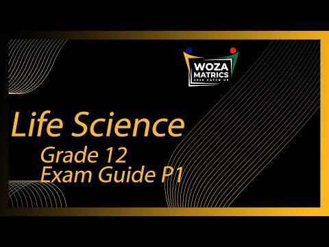 Life Sciences Exam Guide Paper 1