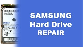 Samsung  Spinpoint  ST2000LM003 100731207 Hard Drive    repair data recovery
