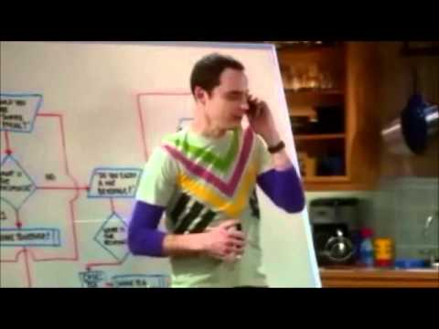 Big Bang Theory Teaching Algorithms