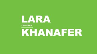 mycoocoon Colour Visions Interview with Lara Khanafer -  CEO Kara
