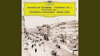 Steinberg: Symphony No.2, Op.8 - 3. Lento - Allegro moderato - Andante molto sostenuto -...