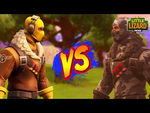 RAPTOR VS HAVOC - WHO WILL SURVIVE?! * SEASON 5 *Fortnite Short Film